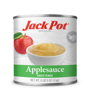 APPLESAUCE SWEETENED