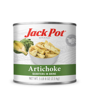 ARTICHOKE QUARTERS IN BRINE