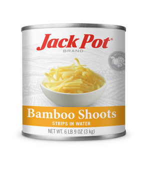 BAMBOO SHOOTS STRIPS IN WATER