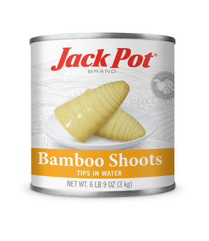 BAMBOO SHOOTS TIPS IN WATER