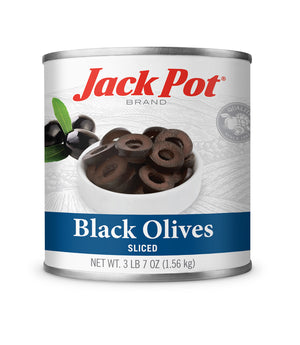 BLACK OLIVES SLICED
