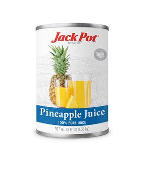 PINEAPPLE JUICE 100% PURE JUICE