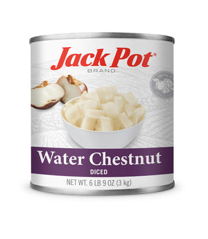WATER CHESTNUT DICED
