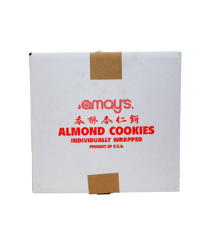 ALMOND COOKIES INDIVIDUAL WRAPPED