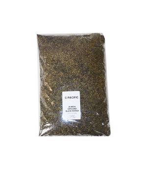 BLACK GROUND PEPPER, 20 MESH