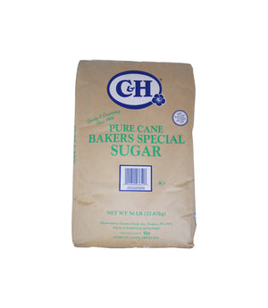 PURE CANE SUGAR, BAKERS SPECIAL