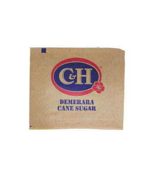 CANE SUGAR, DEMERARA PACKETS