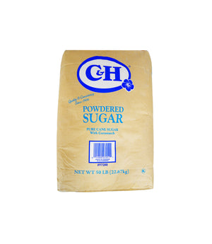PURE CANE SUGAR, POWDERED
