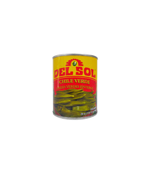 GREEN CHILI VERDE (28 OZ)