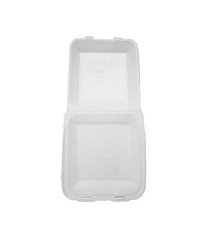 FOAM TRAY, ONE COMPARTMENT, HINGED LID