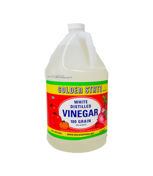 WHITE DISTILLED VINEGAR, 100 GRAIN