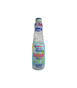 RAMUNE CARBONATED SOFT DRINK ORIGINAL FLAVOR