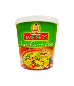 GREEN CURRY PASTE, THAILAND