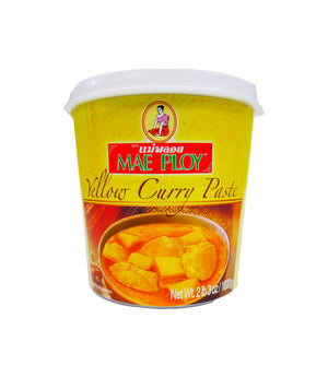 YELLOW CURRY PASTE, THAILAND