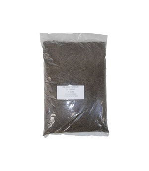 BLACK GROUND PEPPER, 30 MESH