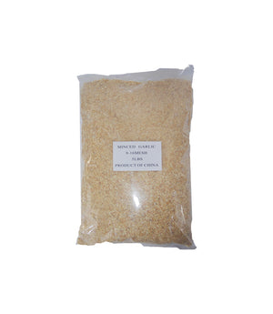 MINCED GARLIC, 8-16 MESH, 2/5 LBS