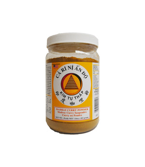 MADRAS CURRY POWDER, (1 LB)