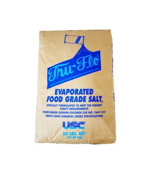 EVAPORATED SALT