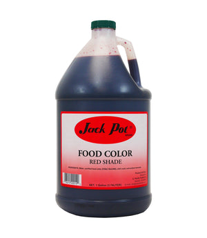 FOOD COLOR RED SHADE