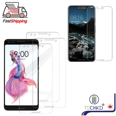 Tempered Glass Screen Protector for Pixel Phone High Quality NEW