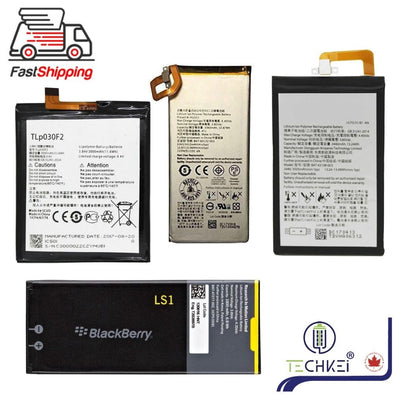 Battery Replacement for Z10 Dtek Priv KeyOne High Quality Repair Part New
