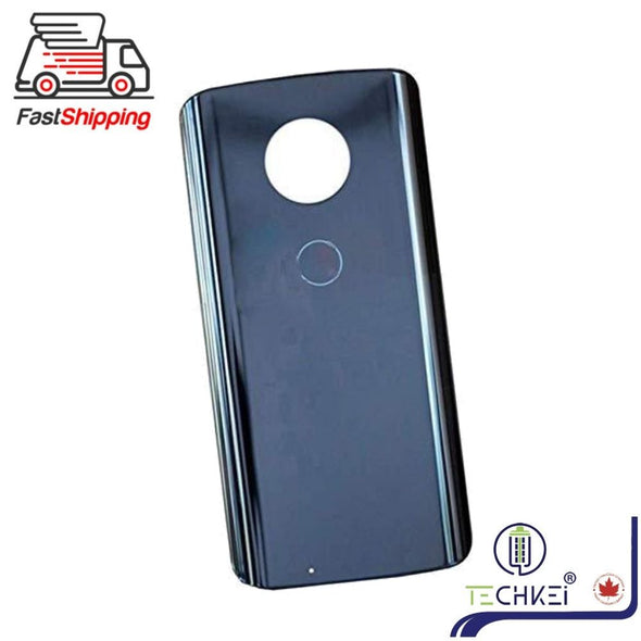 Back Glass Battery Cover Replacement for Moto G6 Plus Motorola High Quality New