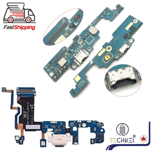 Charging Port Replacement for S3 S4 S5 Neo S6 S6e S7e S8 S9 Plus Repair New