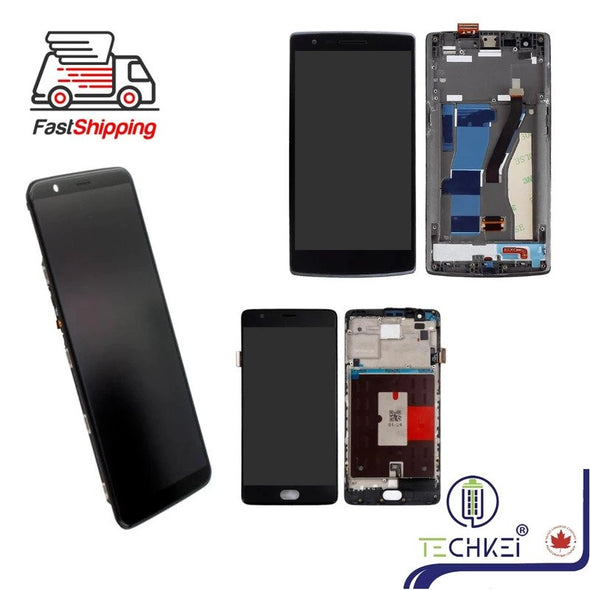 LCD Screen Replacement Part for OnePlus 1 2 3 4 5 6 5T 6T High Quality New