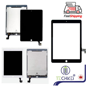 LCD Screen Replacement for iPad 2 3 4 5th 6th Gen Air High Quality New