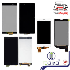 LCD Screen Replacement Part for Z1 Z2 Z3 Z4 Z5 High Quality Digitizer New