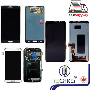 LCD Screen for Samsung Note2 Note3 Note4 Note5 Note8 Note9 NEW