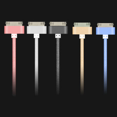 Data Cable Charger Cord for Android and iPhone 4 4s 5 6 7 8 High Quality New