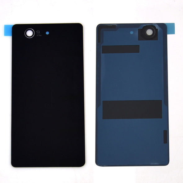 Back Glass Battery Cover Replacement for Z1 Z2 Z3 Z5 Mini Premium Quality