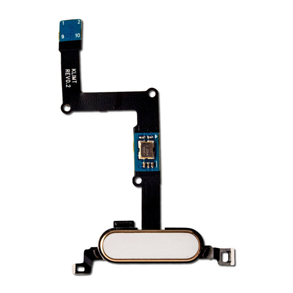 Home Key Button with Flex Cable Replacement Part for Samsung Tab T700 Note 2 NEW