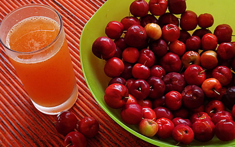 20 Amazing Acerola Fruit Juice Benefits