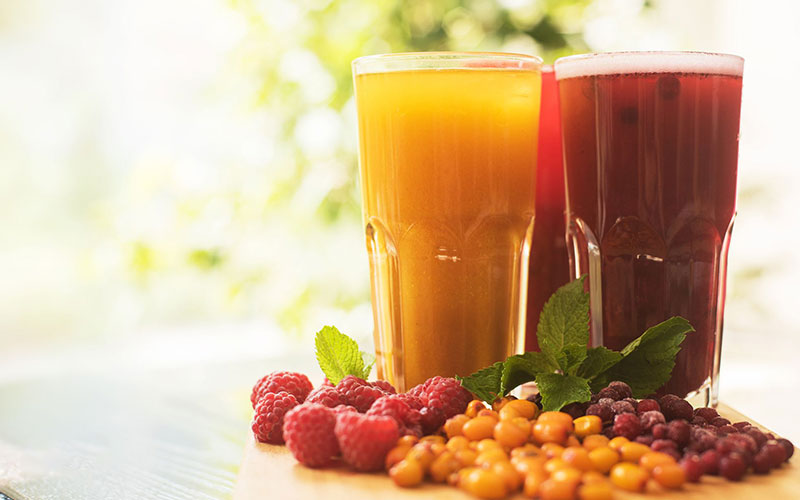 Get Radiant and Glowing Skin with These Fruit Juices