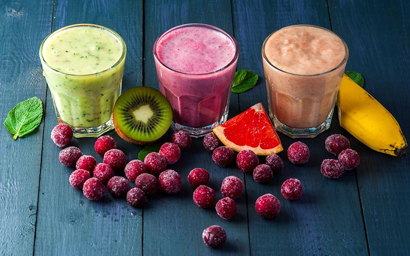A Short History of the Smoothie
