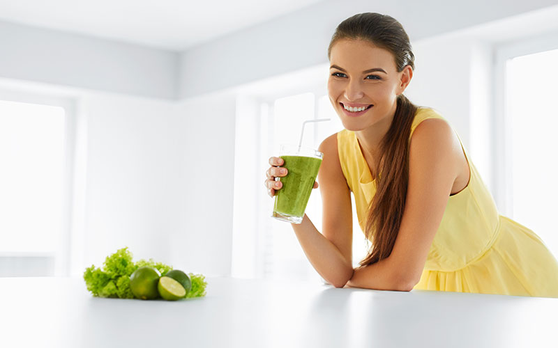 Effective Green Smoothie Diet for Weight Loss, Detox, or Immune Booster