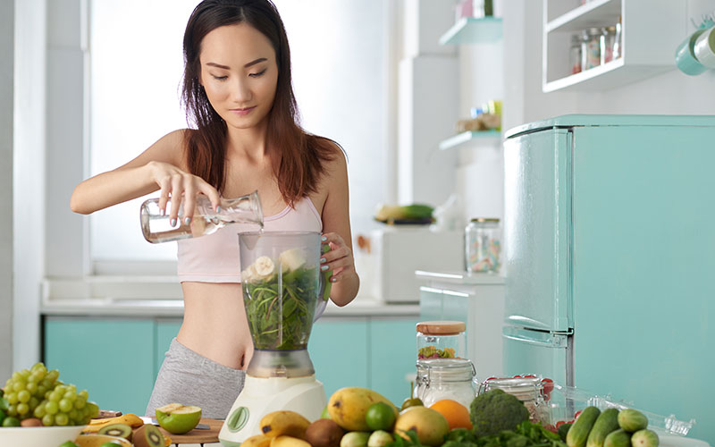 20 Green Smoothie Recipes that Will Noticeably Improve your health