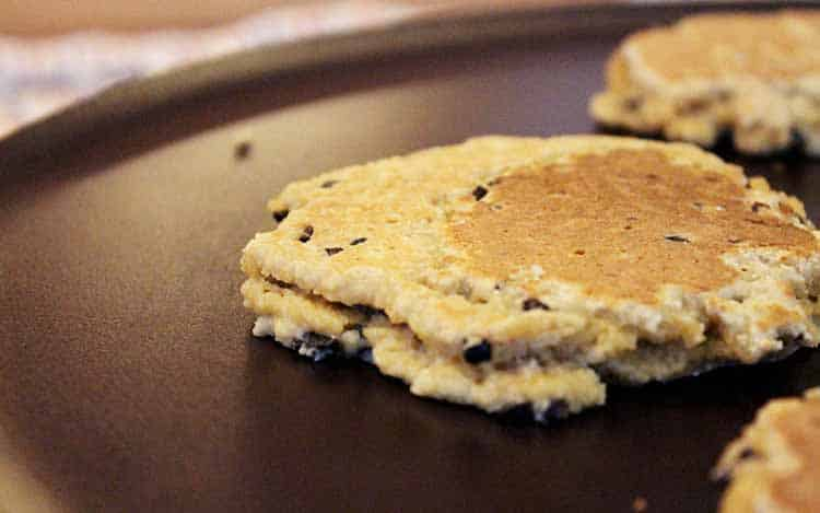 Coconut-and-Cacao-Nibs-Pancakes