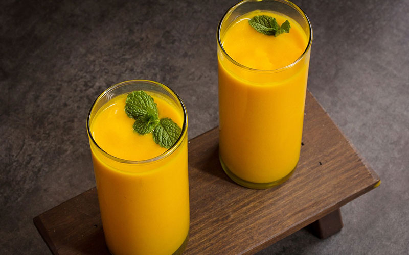 fruit juice is good for health and skin