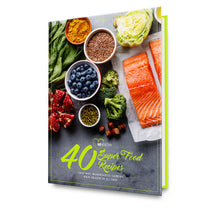 Load image into Gallery viewer, 40 Healthy and Delicious Superfood Recipes [eBook]