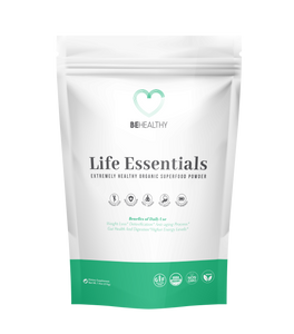 3 Pouch of Life Essentials Superfood Blend