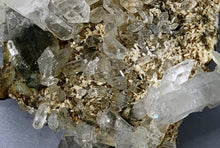 Load image into Gallery viewer, LARGE FADEN QUARTZ & CHLORITE CLUSTER - PAKISTAN