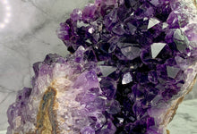 Load image into Gallery viewer, UNUSUAL URUGUAYAN AMETHYST CLUSTER