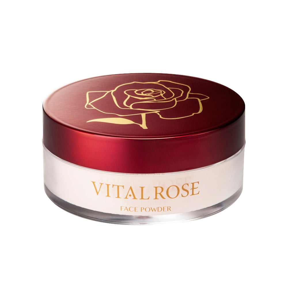 VITAL ROSE FACIAL POWDER