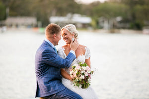 BROOKE LOVES CHRIS | A NOOSA RIVER WEDDING