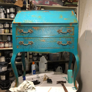 Fabulous Furniture Finishes Class - October 28-29, 9am to 5pm