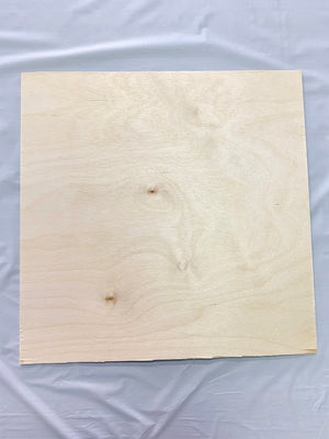 Baltic Birch Sample Board