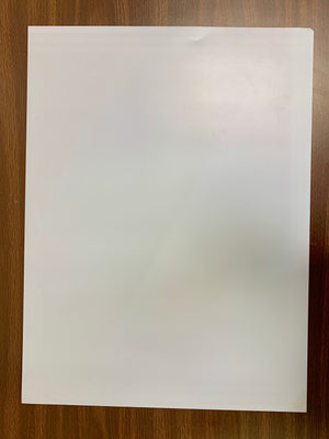 Polystyrene Sample Boards